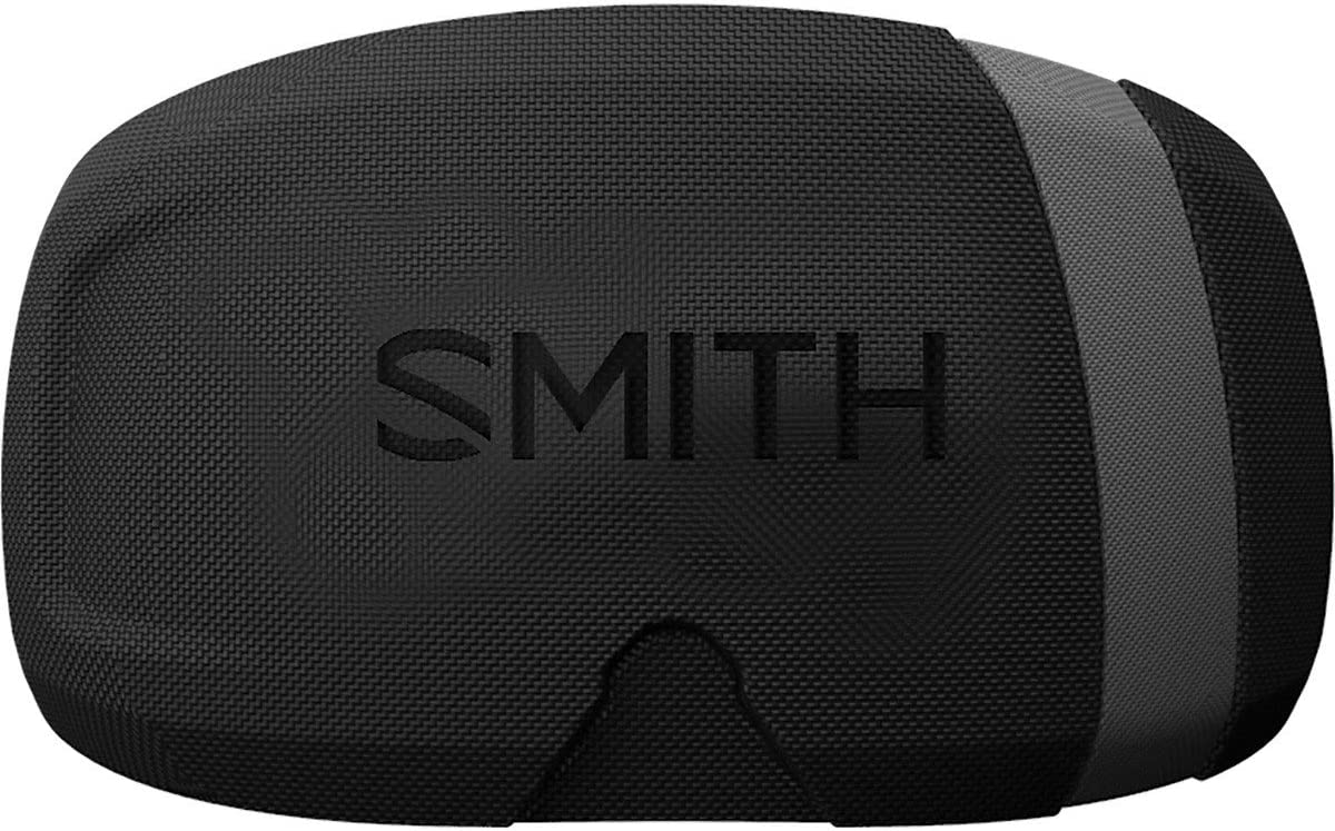 One Size Black Smith Optics Molded Adult Goggle Lens Case Snocross Snowmobile Eyewear Accessories