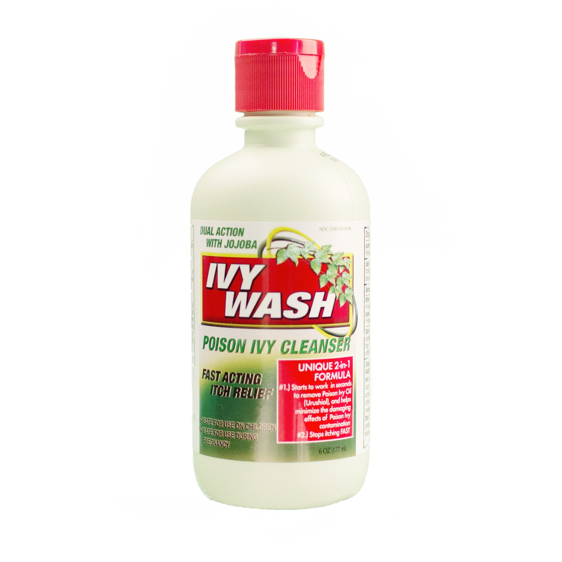 Ivy Wash - Poison Ivy Cleanser, 6 oz. by Humco