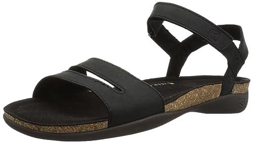 newest 1ddfd 0c620 Keen Damen Sandale Ana Cortez Sandal - Black Schwarz ...