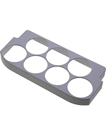 10.5 7cm Gelb Doitsa 1Pcs K/üche liefert tragbare Picknick-Eierbox Kunststoff-Eierbox 10 karierte Eierbox 24.5
