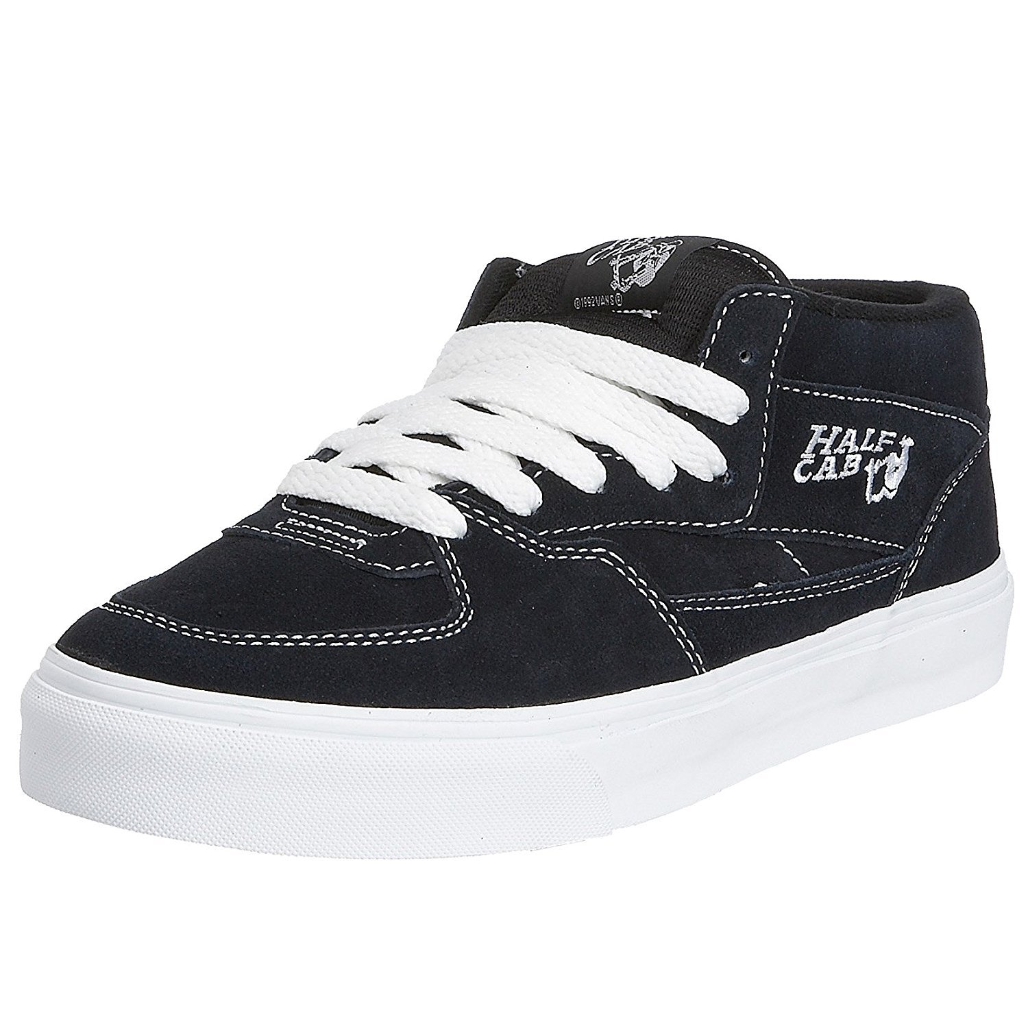 3499f31ebd6fd8 Buy VANS HALF CAB SKATE SHOES Online at Low Prices in India - Amazon.in