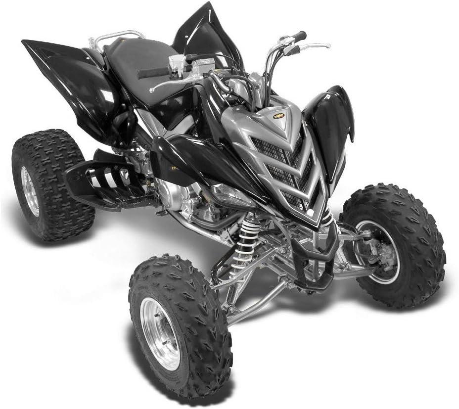 Maier USA Gas Tank Cover Carbon for Yamaha Raptor 700R 06-09