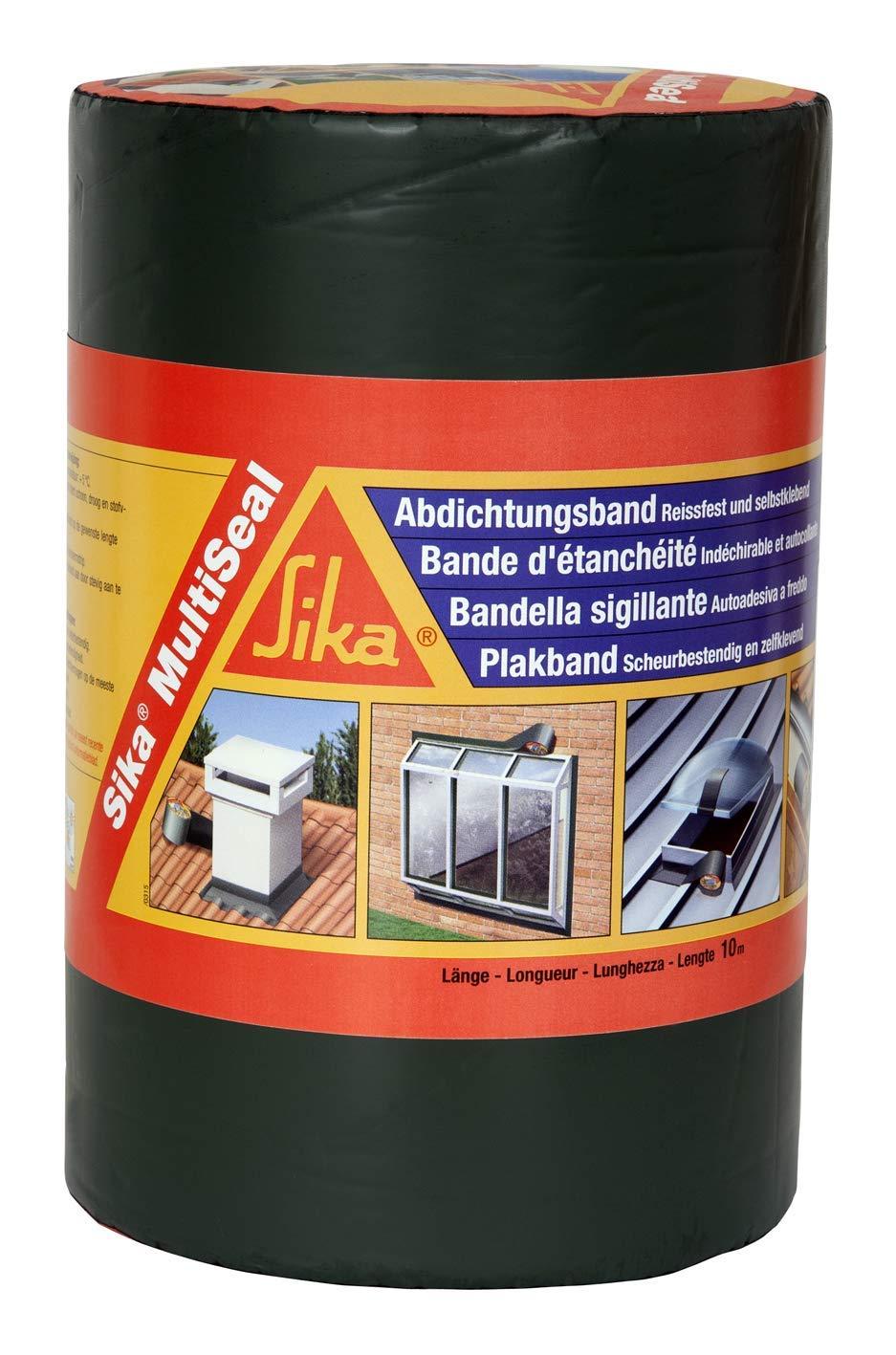 Sika Multiseal SG, Banda autoadhesiva impermeabilizante, Gris, 30cm x 12ml product image