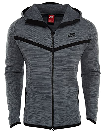 e16f37b68a52 NIKE Tech Knit Windrunner Jacket Mens at Amazon Men s Clothing store