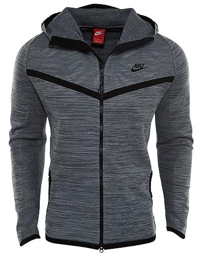 nike zip up jacket mens grey online   OFF72% Discounts 17fc9bab94