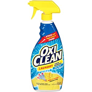 OxiClean Laundry Stain Remover Spray, 21.5 oz.