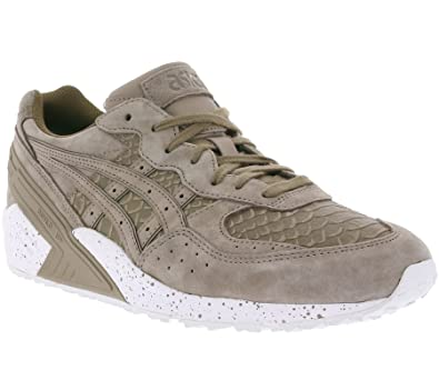 Gel Braun Damen Sight Sneaker Asics Turnschuhe Schuhe Echtleder TRqxwnPn