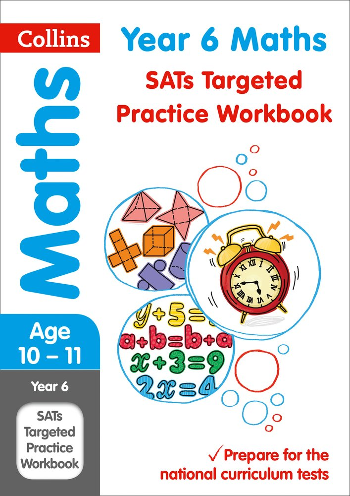 Read Online Collins KS2 SATs Revision and Practice - New 2014 Curriculum – Year 6 Maths Targeted Practice Workbook pdf