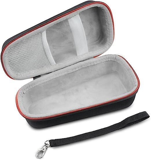 Duro Estuche Viajes Funda Bolso para Braun Series 3 ProSkin 3040s 3020s 3050cc 3000s 310s 3010 BT 3030s 320S 4 Afeitadora eléctrica/máquina de afeitar recargable Wet & Dry by AONKE: Amazon.es: Salud