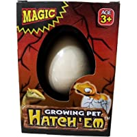 Inception Pro Infinite Magic Egg Dino - En Dino, el Agua aparece y Crece - eclosión - Añadir Agua - Dinosaurio - Juguete…