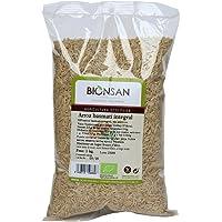Bionsan Arroz Basmati Integral Ecológico - 3 Bolsas