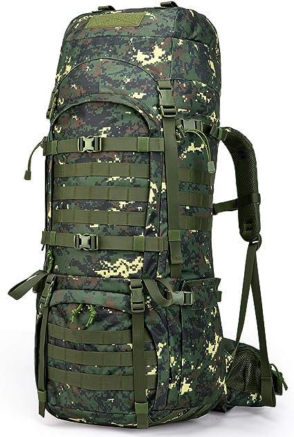 Mardingtop 65/75L Mochila Táctica Militar Mochila de Asalto ...
