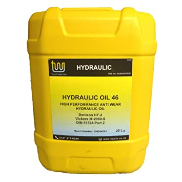 Iso 46 Hydraulic Oil - 20 Litres
