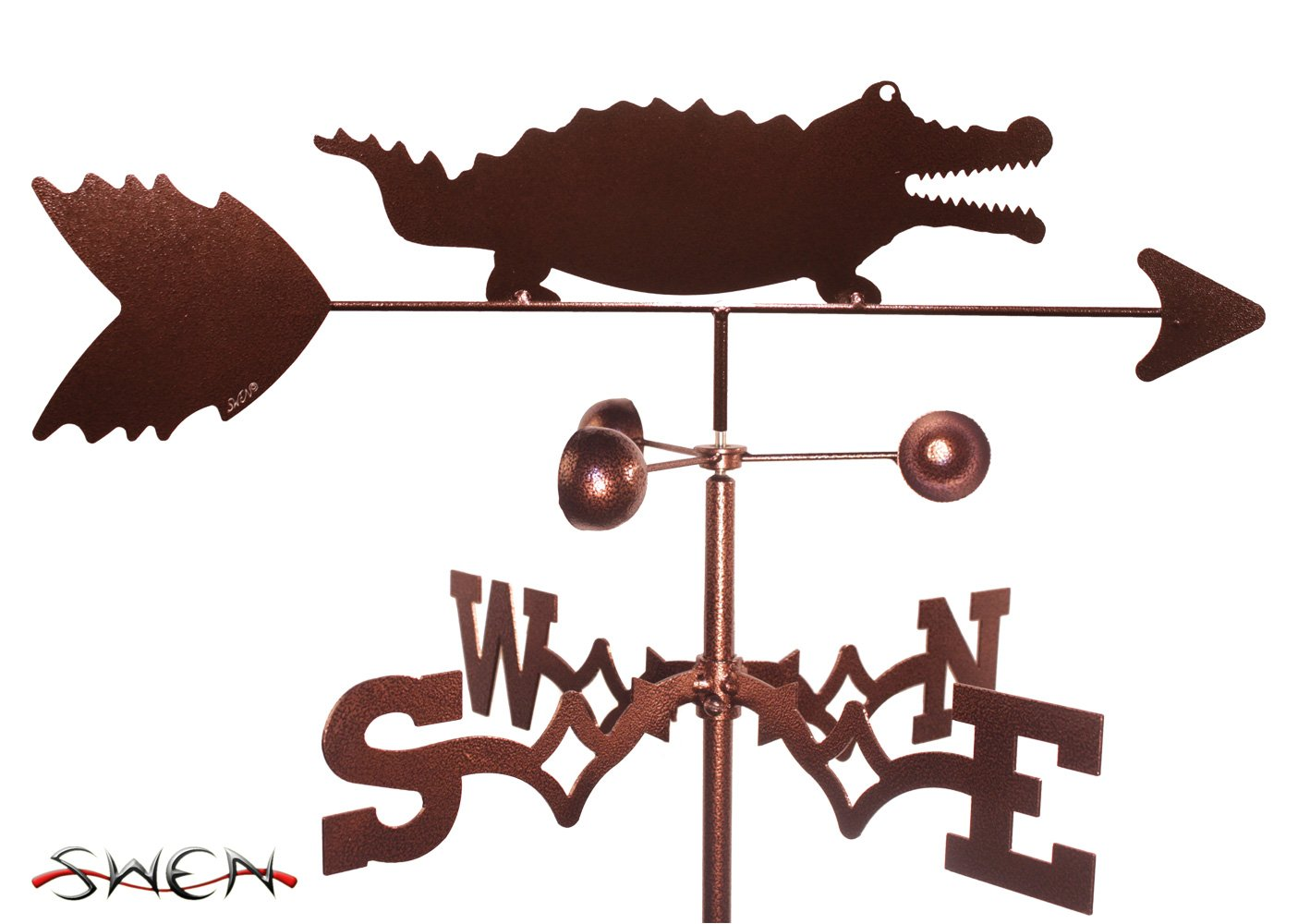 ALLIGATOR Weathervane