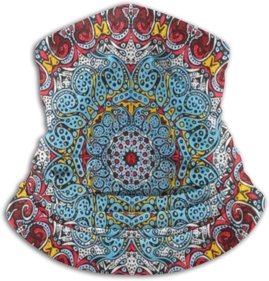 Gorro Beanie, Mármol Colorido Piedras preciosas de roca Azul Gris Jengibre Vintage, Cara anti-polvo Bandanas Boca Boca para adultos y adolescentes