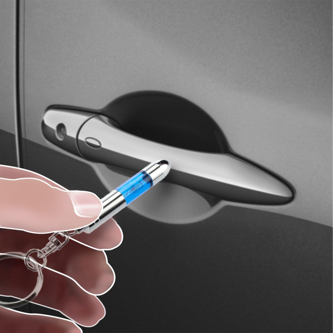 entlader Stick statique anti /électrique Pendentif jamais elektrisieren voiture Antistatik anti d/écharge /électrique Pendentif Porte-cl/és 1/Porte-cl/és antistatique tension entlader