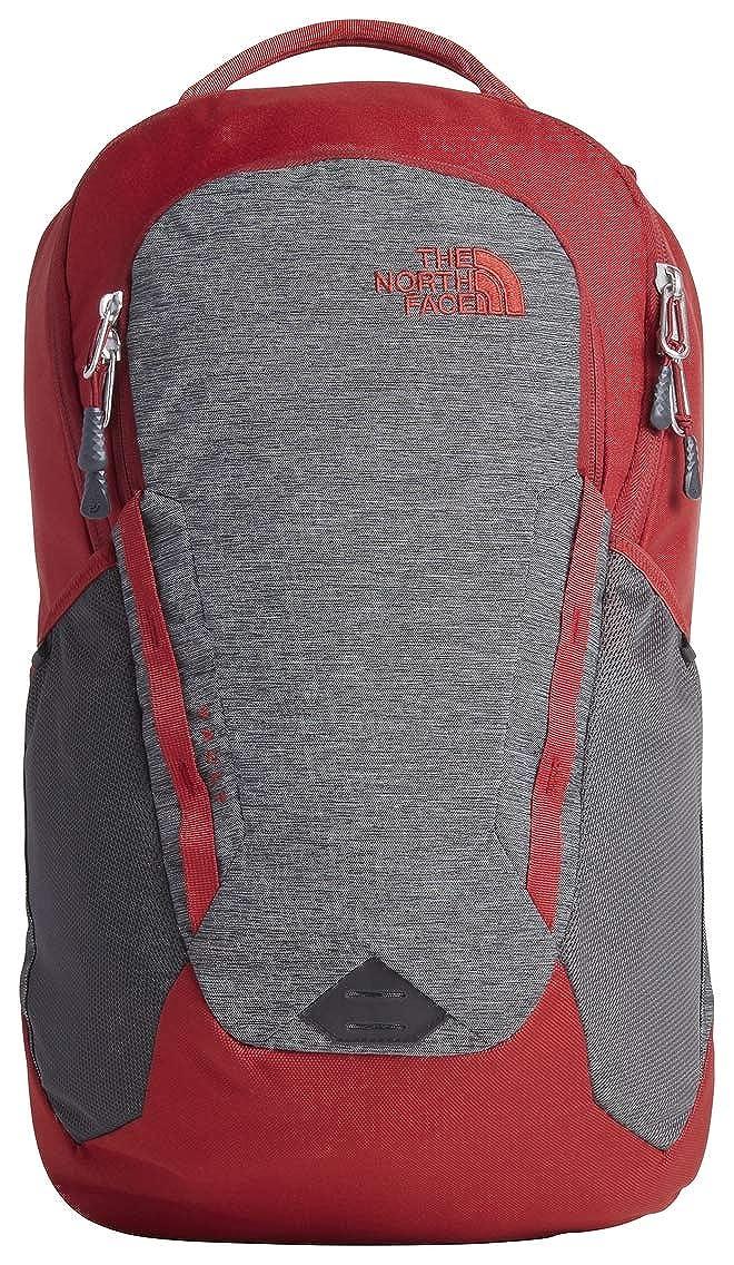4300c2c9c3 THE NORTH FACE Vault Backpack TNF Dark Grey Heather/Cardinal red 2019  Rucksack: Amazon.de: Sport & Freizeit