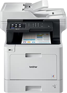 Brother MFC-L8900CDW Business Color Laser All-in-One Printer, Advanced Duplex & Wireless Networking, Business Printing, Flexible Network Connectivity, ...