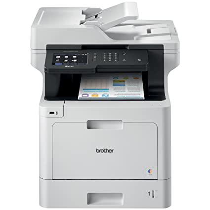 Brother MFC L8900CDW Business Color Laser All In One Printer Advanced Duplex