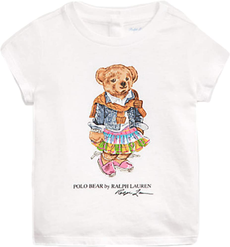 Polo Ralph Lauren - Camiseta 313790408003 - Camiseta NIÑA (S(7 ...