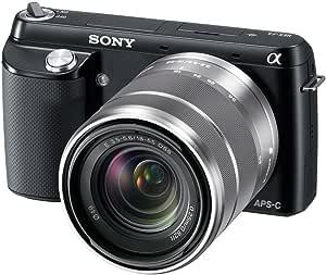 Sony NEX-F3 16.1 MP Mirrorless Digital Camera | Amazon.com.br