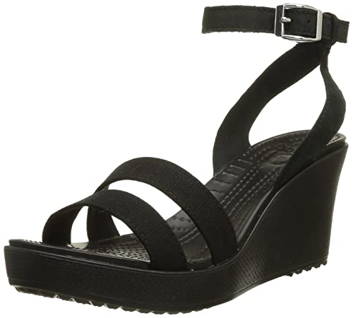 8564f7a9f2c8 Crocs Leigh Wedge