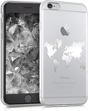 coque iphone 6 carte du monde