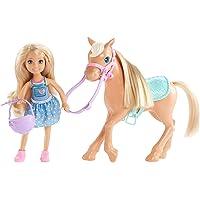 Barbie - (Mattel Dyl42) Chelsea Ve Sevimli Atı