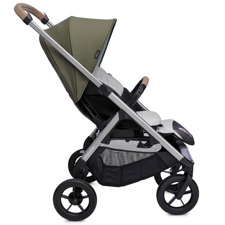 Saco de capazo con dise/ño de delf/ín gris compatible con cochecito de beb/é Jogger