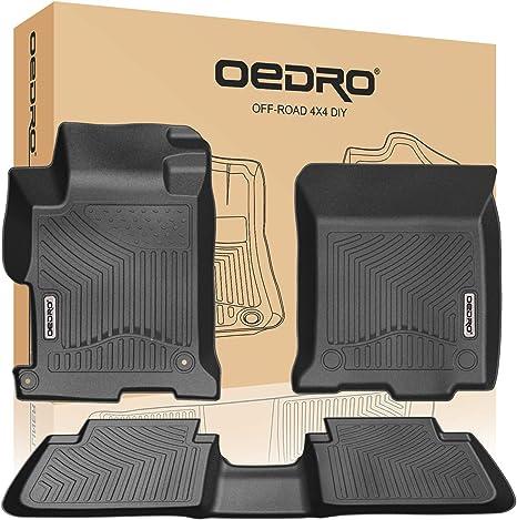 Amazon Com Oedro Floor Mats Compatible For 2013 2017 Honda Accord
