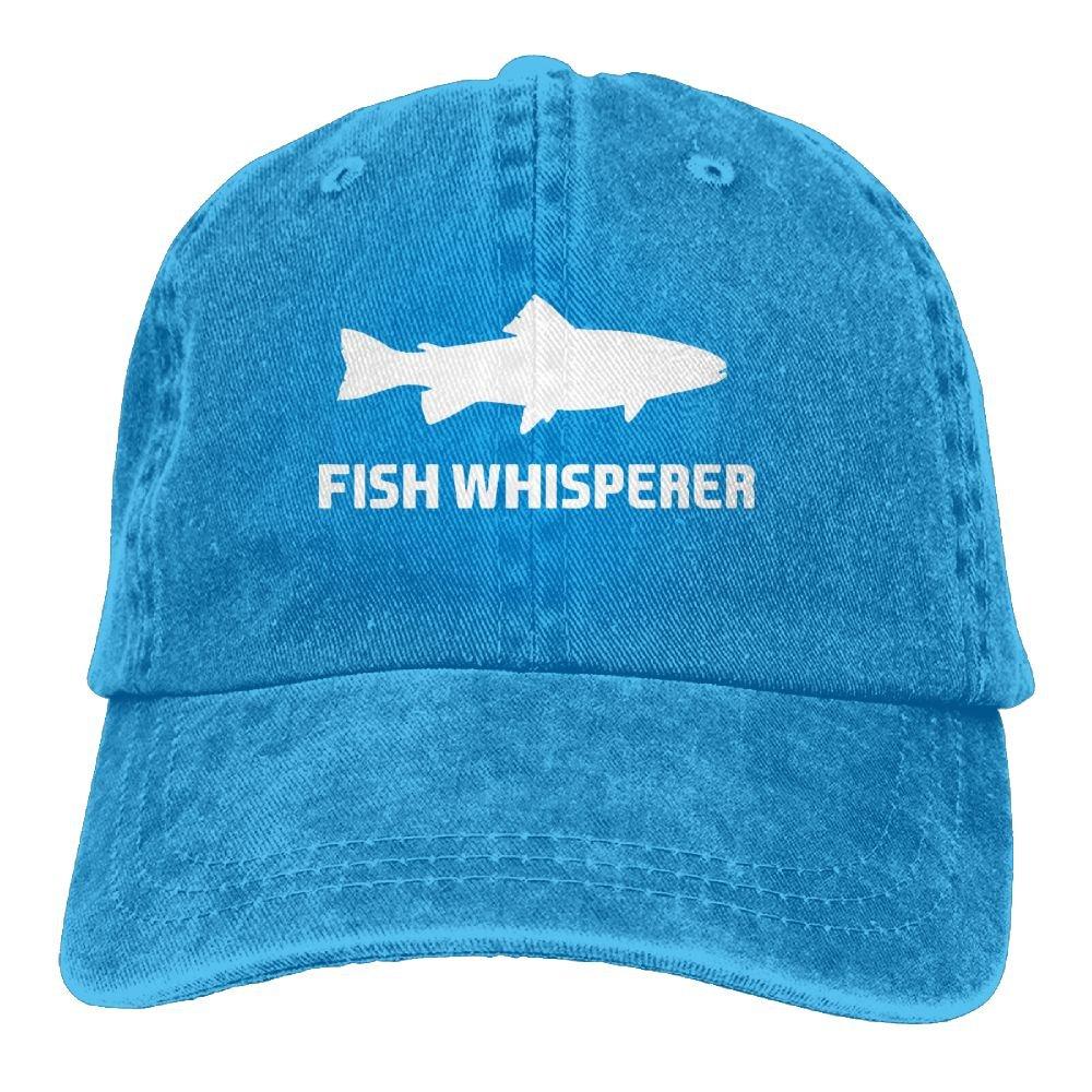 Fish Whisperer Salmon Adult New Style COWBOY HAT