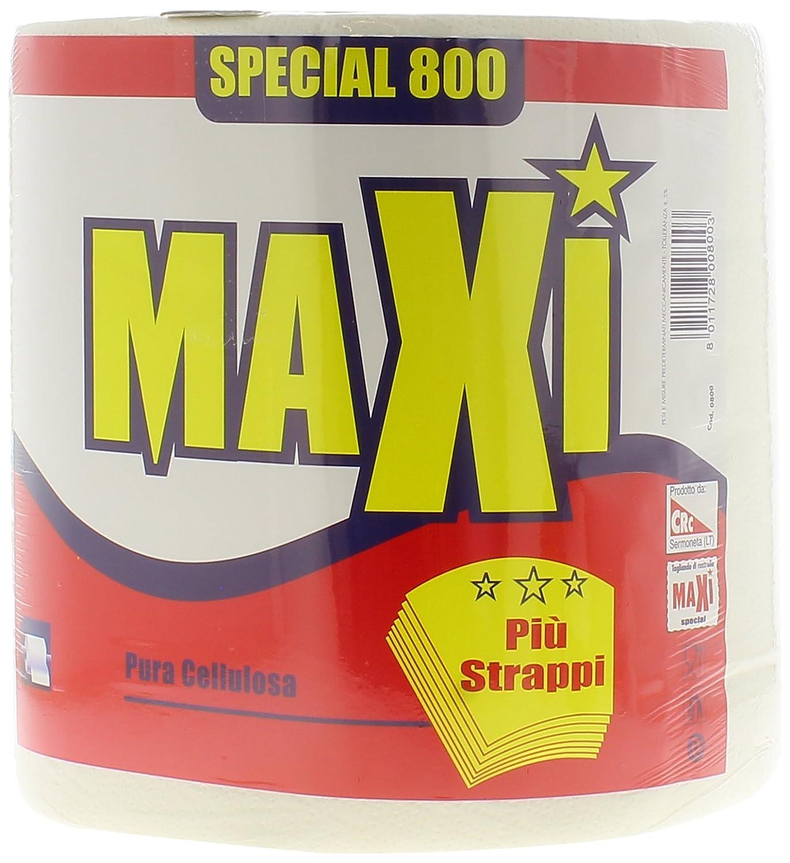 Towel Roll - Maxi 800 sheets CRC S.R.L.