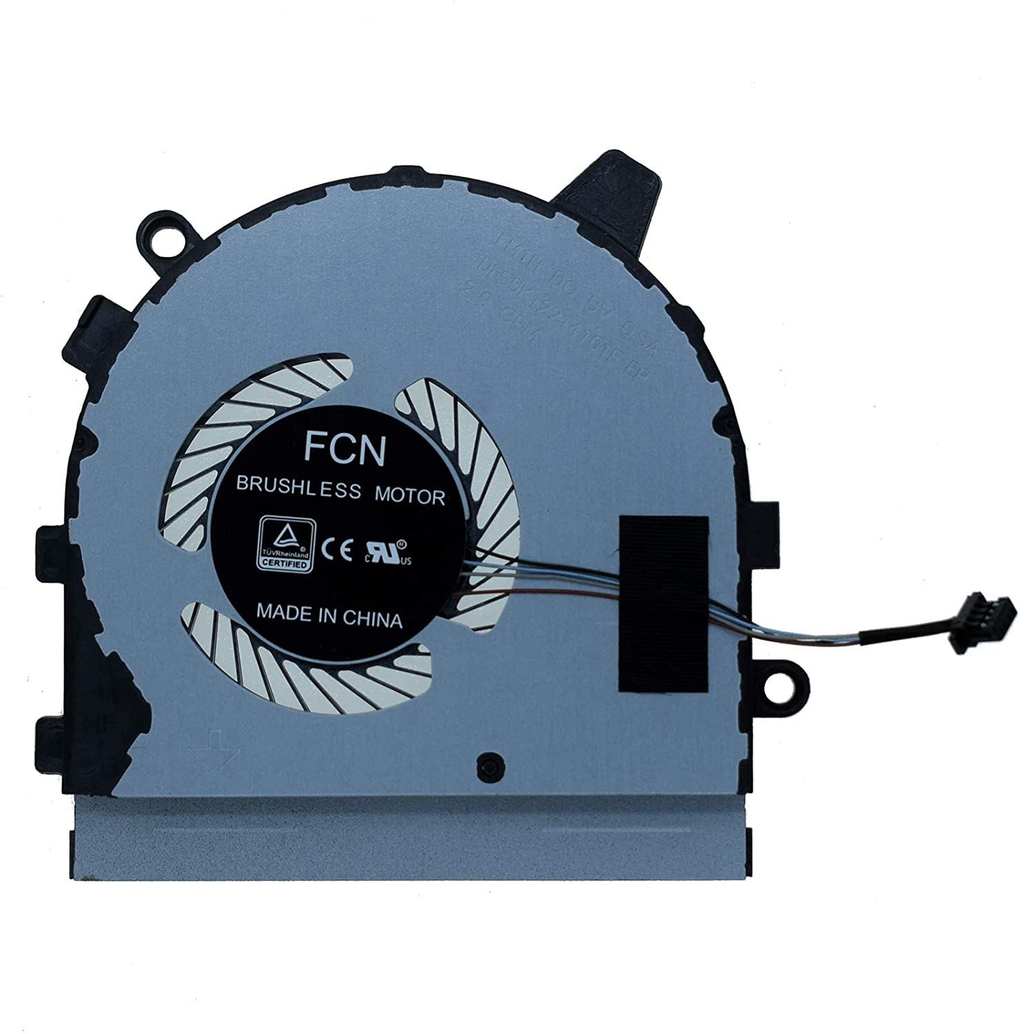 CPU Cooling Fan dell Inspiron 13 7390 01XVDH 023.100GI.0011