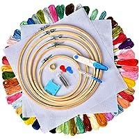 Cozywind Kit de Inicio de Bordado Kit