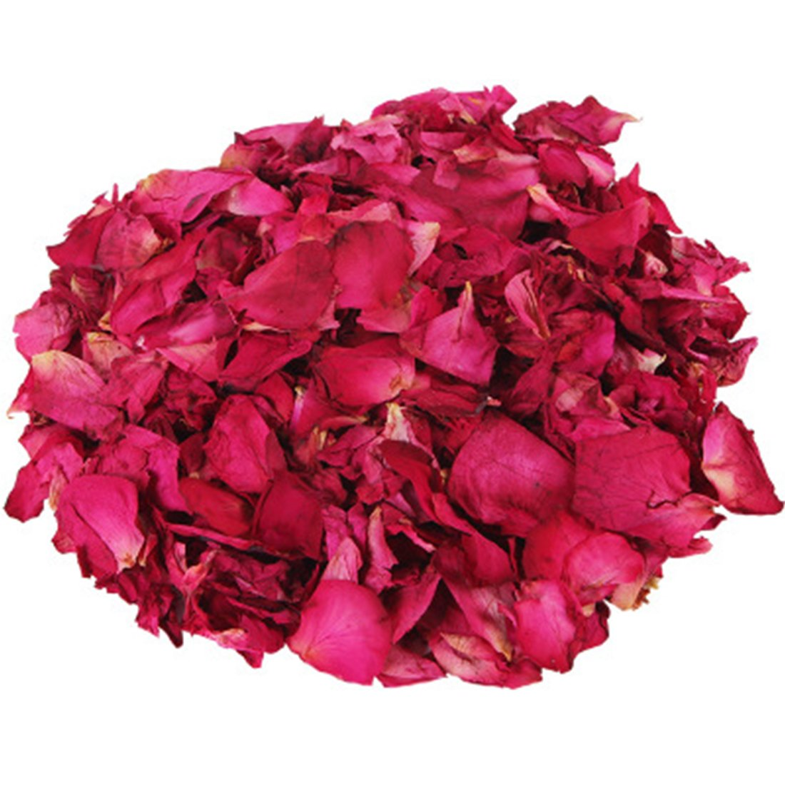 100 g Dry Rose Petal Natural Flower Spa Bath Relieve Fragrant Body Massager 1688