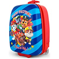 Paw Patrol Kids' 47x30cm Hardshell Suitcase Red/Multi