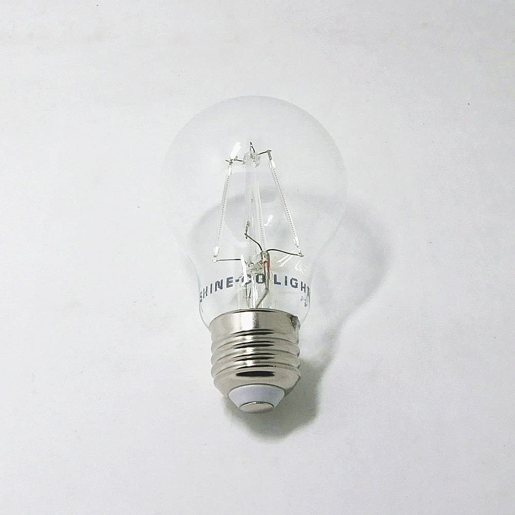 SC 04 Green Shine-CO LED Dimmable Color Bulb 3.5W Edison Filament Vintage Bulb Idea for Home Party Holiday Decoration