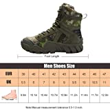 FREE SOLDIER Men's Tactical Boot All Terrain Suede