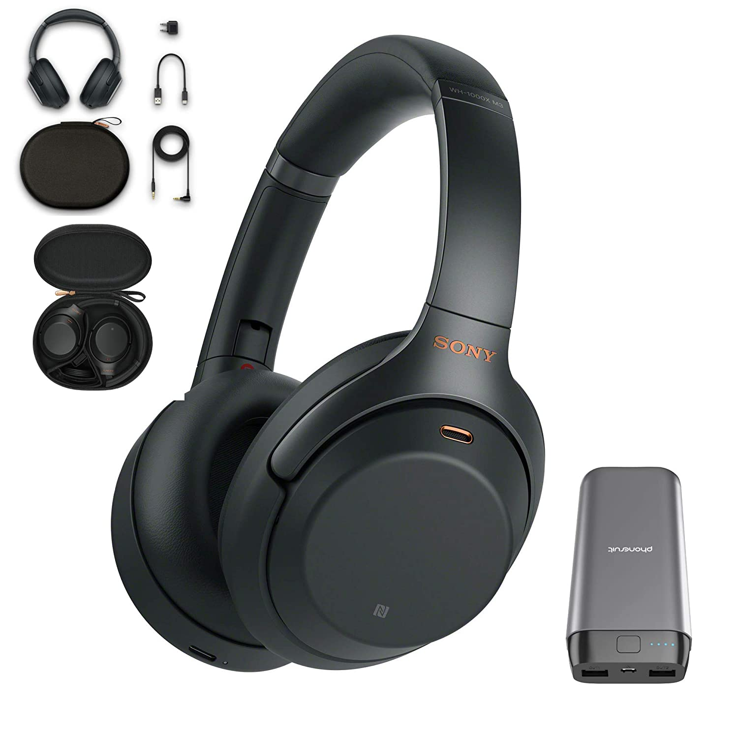 Image result for SONY MDR-1000XM3