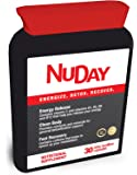 NuDay Energizer, Detoxifier and Recovery Support 30 Capsules