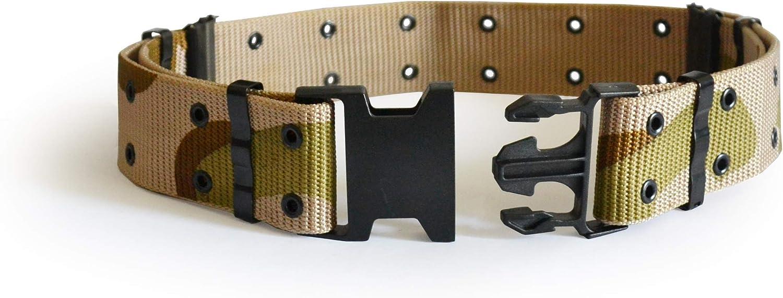 UltraKey Cinturón táctico, cinturón de rescate pesado ajustable militar del estilo táctico militar, conveniente para los deportes al aire libre, el acampar, la caza, el etc