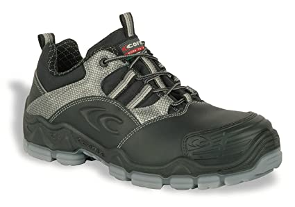 e18323c9007 New Mens Black/Grey Cofra Caravaggio S3 SRC Work Boots Safety Shoes Size UK  8-11 (9)