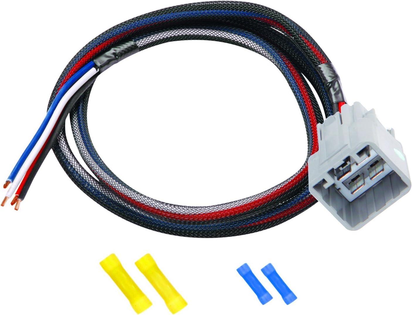 Tekonsha 3014-S Brake Control Wiring Adapter for Jeep