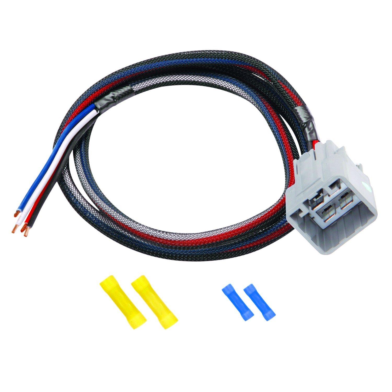 Tekonsha 3021-S Brake Control Wiring Adapter for Dodge and RAM
