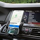 Handyhalterung Auto, POSUGEAR Handy Halterung Auto Lüftung Handyhalter KFZ Lüftungsschlitz Halter Universal Autohalterung für iPhone x 8 7 6 6s Plus, Samsung galaxy S8, Huawei, HTC und mehr. (Schwarz)