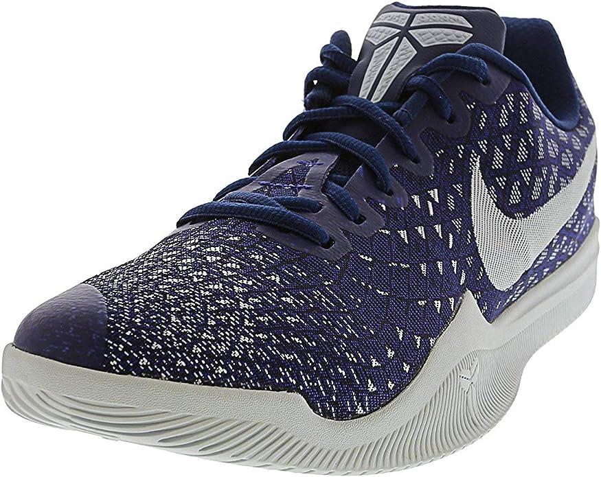 Nike Mamba Instinct (NEGRO/AMARILLO): Nike: Amazon.es: Zapatos y ...