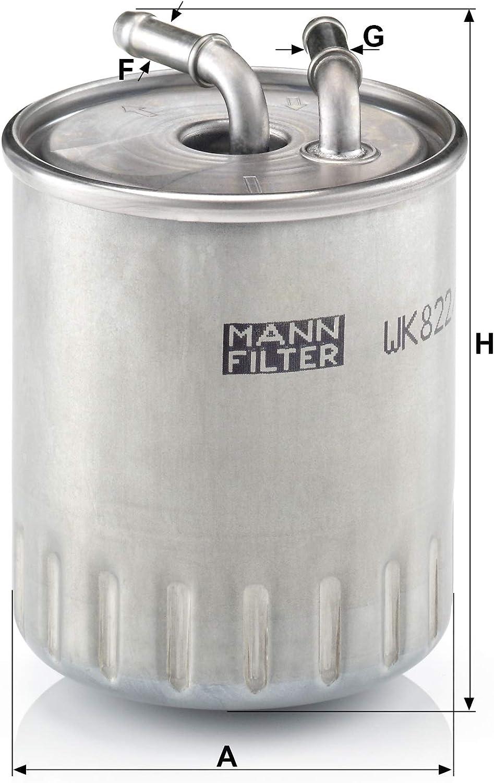 Mann Filter Wk8223 Kraftstofffilter Auto