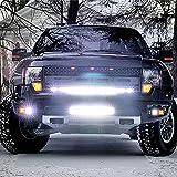 Romerofs 19 Inch 54W Super Bright LED Ultra Thin