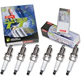 PKH16TT 6 PCS *NEW* DENSO #4505 PLATINUM T T Spark Plugs