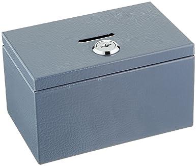 Sandusky Buddy 0505 – 1 productos sello y moneda caja, acero, 8,6 ...